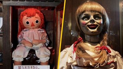 Annabelle, la muñeca original que inspiró 'El conjuro' desaparece del museo de los Warren