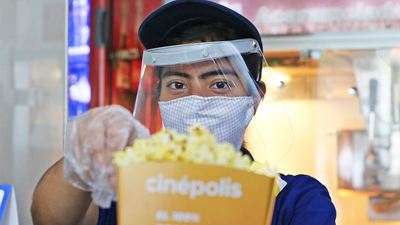 Así es la nueva normalidad en los cines de Cinépolis de la Ciudad de México