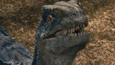 'Jurassic World 3': Nuevas imágenes desde set revelan a otro dinosaurio