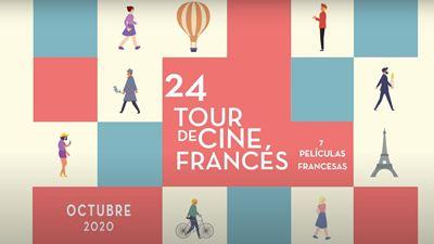 Tour de Cine Francés 2020: Revelamos las 7 películas que integran la 24° edición del festival