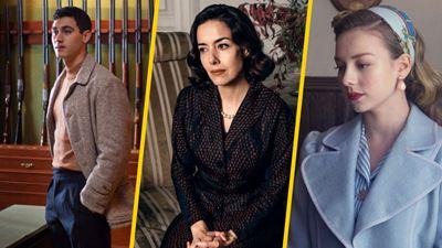 'Alguien tiene que morir' (Netflix): Primeras imágenes de la serie de Manolo Caro con Ester Expósito y Alejandro Speitzer