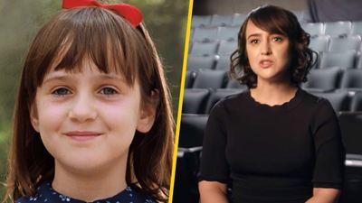 'Showbiz Kids': Mara Wilson y las alegrías y decepciones de haber crecido siendo actriz