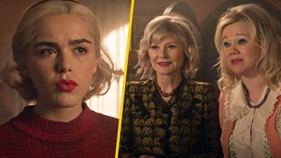 'El mundo oculto de Sabrina': Las tías originales Hilda y Zelda aparecerán en la temporada 4