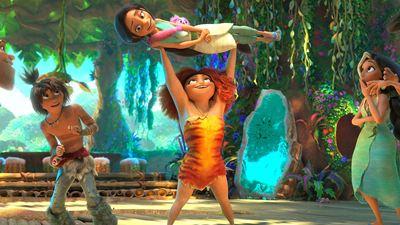 Taquilla México: 'Los Croods 2' es el estreno más exitoso en 28 semanas