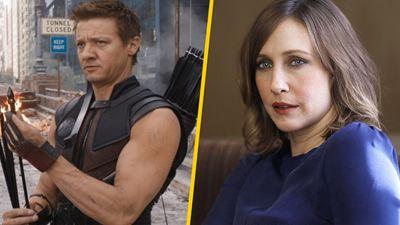 'Hawkeye': Primer vistazo a Vera Farmiga como la madre de Kate Bishop