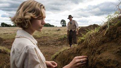 'La excavación': Fecha de estreno, sinopsis, tráiler y más sobre la película de Netflix
