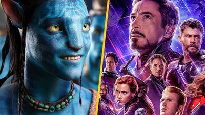 'Avatar' supera a 'Avengers: Endgame' como la película más taquillera de todos los tiempos