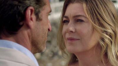 'Grey's Anatomy': Así fue la boda de Meredith Grey y Derek Shepherd en la temporada 17