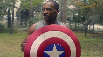 'Falcon y el Soldado del Invierno': Así es el traje de Capitán América de Sam Wilson en el final de la serie de Disney+