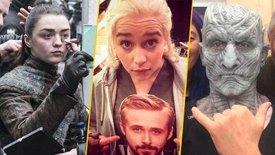 'Game of Thrones': 20 fotos detrás de cámaras sólo para verdaderos fans de la serie de HBO