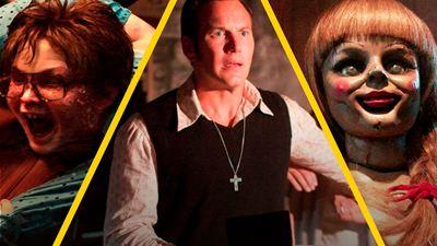 'El conjuro': 6 anécdotas de miedo que se vivieron en el rodaje de películas de terror