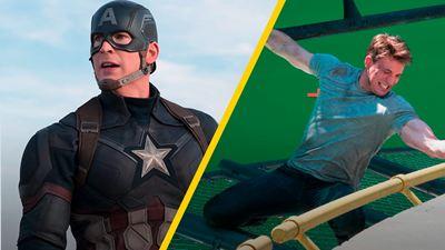 'Capitán América: Civil War': 15 fotos detrás de cámaras sólo para fans de Marvel Studios