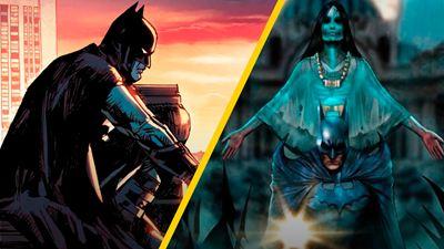 'Batman: The World': Así es el cómic del superhéroe en la CDMX