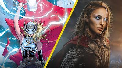 'Thor: Love and Thunder': Filtran primer vistazo de Jane Foster como Mighty Thor