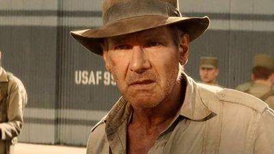 'Indiana Jones 5': Harrison Ford sufre lesión en el rodaje de la película