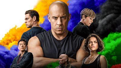 'Rápidos y furiosos 9' tiene la mejor apertura en cines durante la pandemia
