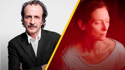 Cannes 2021: Director de 'Memoria' elogia el trabajo de Daniel Giménez Cacho junto a Tilda Swinton