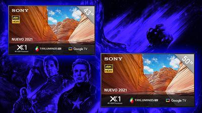 Ofertas imperdibles en televisores Sony en Amazon México