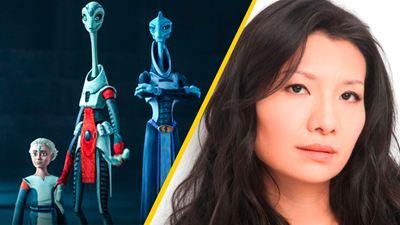 'The Bad Batch': Gwendoline Yeo revela el lado maternal de la serie de Star Wars en Disney+