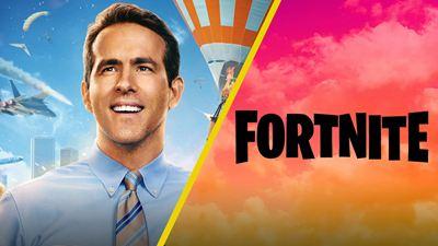 'Free Guy: Tomando el control': ¿Cómo conseguir la skin de Ryan Reynolds en Fortnite?