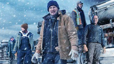 'Riesgo bajo cero': Liam Neeson filmó sus escenas en una de las ciudades más frías del mundo