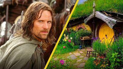 'El señor de los anillos': Fan construye y vive en su propia comarca