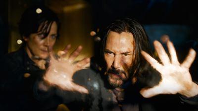 'Matrix: Resurrecciones': ¿El primer tráiler nos mostró a Keanu Reeves en una precuela de la matrix?