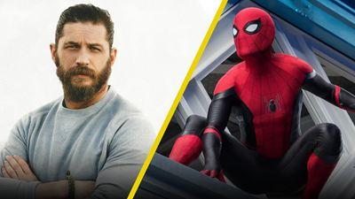 'Spider-Man: No Way Home': ¿Tom Hardy confirmó su participación en la película con Tom Holland?