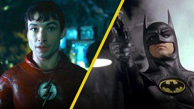 'The Flash': ¡Es oficial! Primer vistazo a Batman y a la Baticueva en la película de Ezra Miller