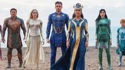 'Eternals': Ya salieron las primeras críticas del filme. Spoiler alert, la gente la amó