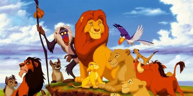 'El Rey León' ya tiene reparto completo