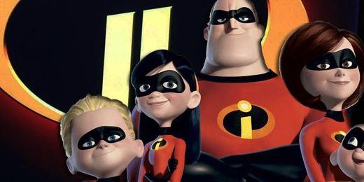 'Los increíbles 2': Pixar revela a los personajes y sus intérpretes