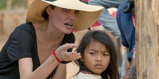 BAFTA 2018: Angelina Jolie, Salma Hayek y otras actrices que llevaron el #TimesUp a Londres