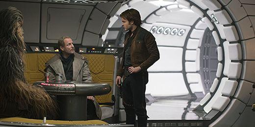 'Han Solo: una historia de Star Wars': Las novedades que esconde el tráiler de estreno