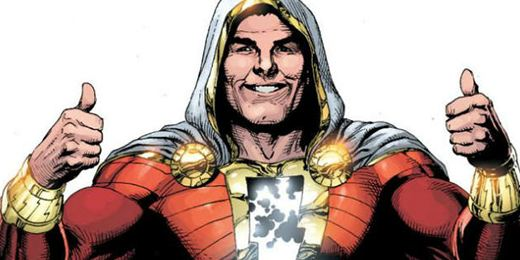 'Shazam!': Zachary Levi presume la primera imagen oficial del superhéroe