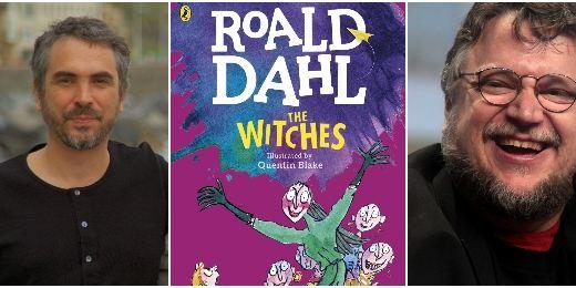 'The Witches' será producida por Cuarón y Del Toro