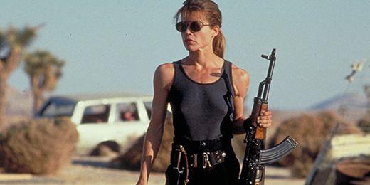 'Terminator 6': Primer vistazo al regreso de Linda Hamilton como Sarah Connor