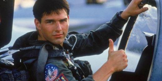 'Top Gun: Maverick': Tom Cruise ya tiene copiloto