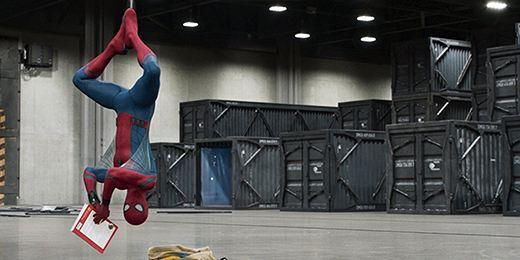 'Spider-Man: Far From Home': Primer vistazo desde Londres