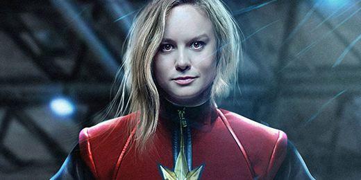¿Dónde ha estado Captain Marvel todo este tiempo?
