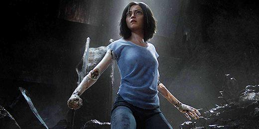 'Battle Angel: la última guerrera': Batallas robóticas y hambre de poder en el nuevo avance
