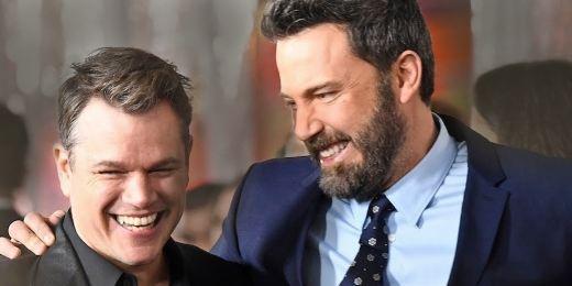Damon y Affleck ganan los derechos de la historia del fraude a McDonald's