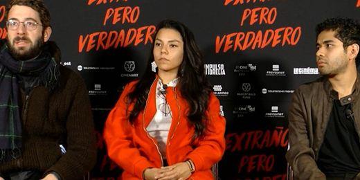 'Extraño pero verdadero' El director y los protagonistas nos hablan sobre la historia real