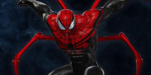 'Spiderman: Lejos de casa': Video muestra otro nuevo atuendo del arácnido