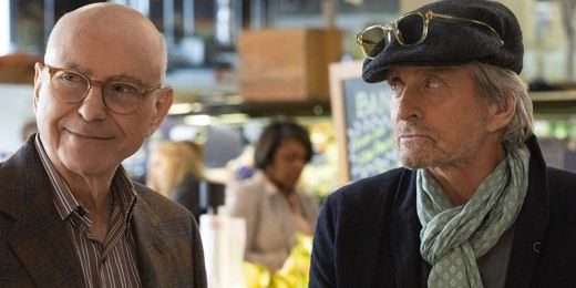 'The Kominsky Method': Michael Douglas y lo divertido de llegar a viejo