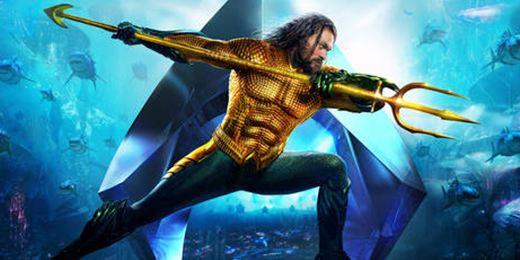 'Aquaman': Rey de los siete mares y la taquilla