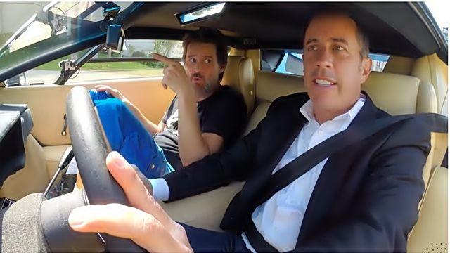 'Comedians in Cars Getting Coffee': No es una serie para maratonear