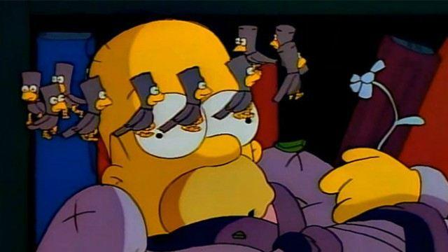 Millennials descubren quién fue Edgar Allan Poe gracias a 'Los Simpsons'
