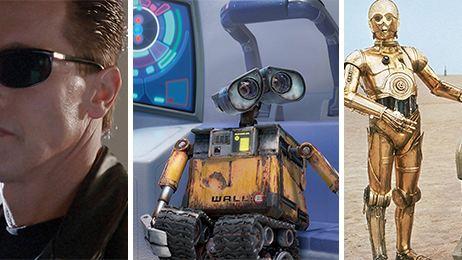 Los 8 robots más icónicos del cine