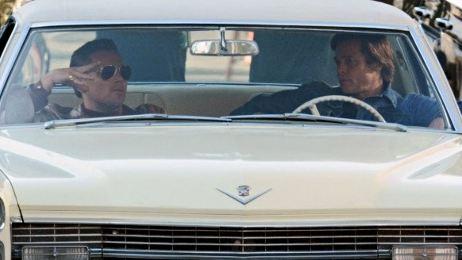 'Once Upon a Time in Hollywood': Imágenes de Brad Pitt y Leo DiCaprio desde el set